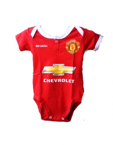 Jersey Bayi Manchester United Home 2014