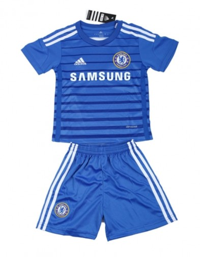 Jersey Kids Chelsea Home 2014-2015