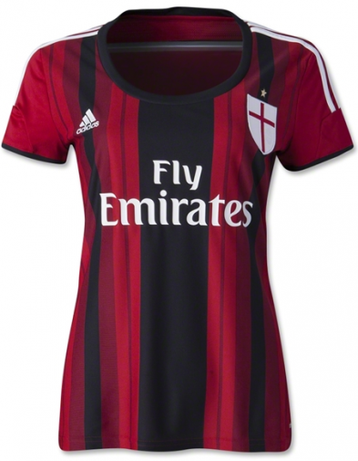 Jersey AC Milan Home ladies 2014-2015