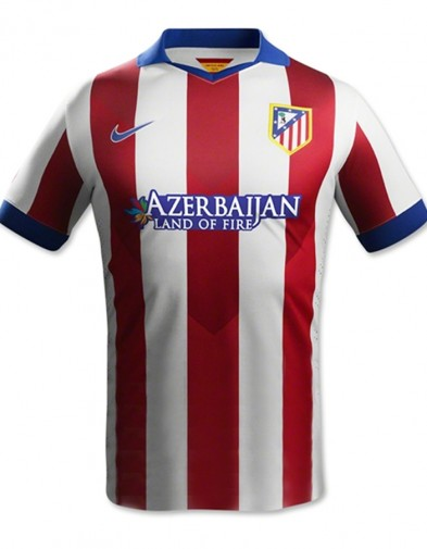 Jersey Atletico Madrid Home 2014-2015