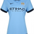 Jersey Ladies Manchester City Home 2014-2015