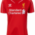 Jersey Ladies Liverpool Home 2014-2015