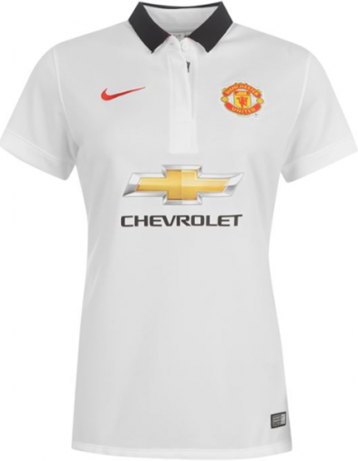 Jersey Manchester Away Ladies 2014-2015