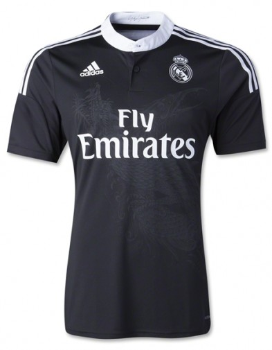 Jersey Real Madrid 3RD 2014-2015