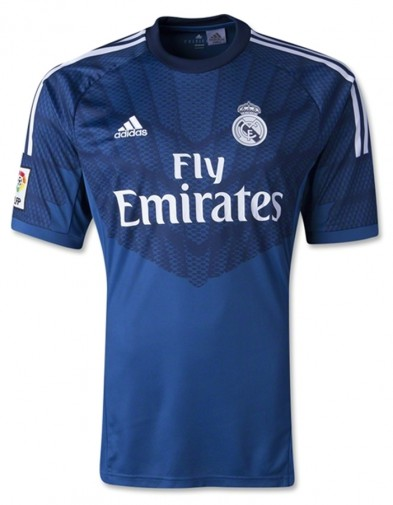 Jersey Real Madrid GK 2014-2015