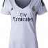 Jersey Ladies Real Madrid Home 2014-2015