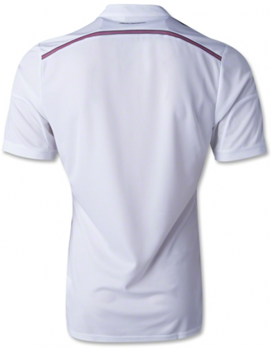 Jersey Real Madrid Home ladies 2014-2015 back