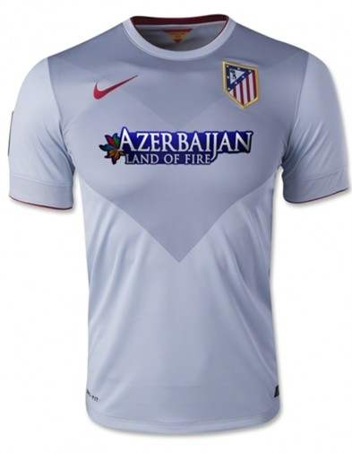 Jersey Atletico Madrid Away 2014-2015