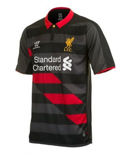 Jersey Liverpool 3rd 2014-2015