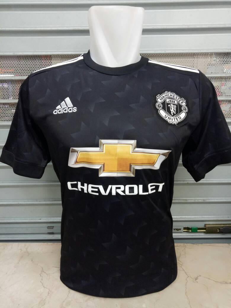 MU-Away2 Jersey Manchester United Away 2017-2018 Terbaru | Replika Top Quality