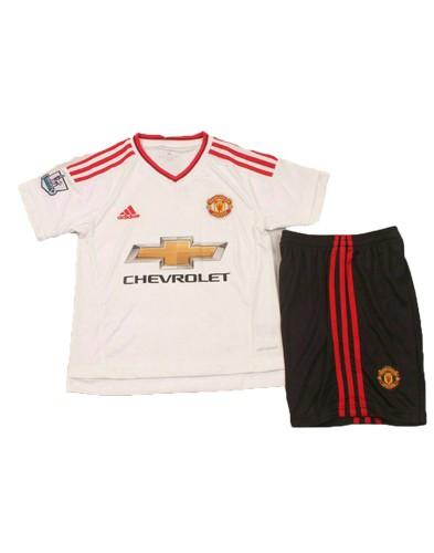 Jersey Kids MU Away 2015-2016 Terbaru