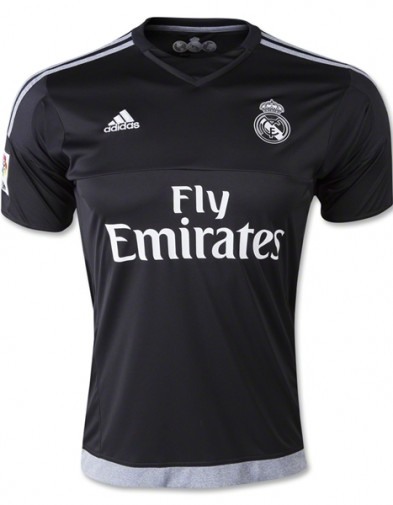 Jersey Real Madrid GK Home 2015-2016