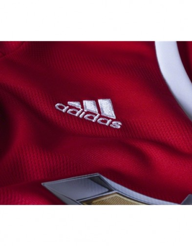 Detail Manchester United Home Ladies