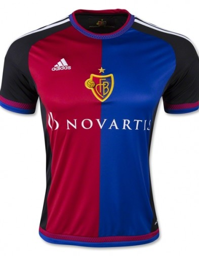 Jersey FC Basel Home 2015-2016 Terbaru | Replika Top Quality