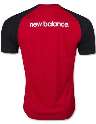 Jersey Liverpool Training red back 2015-2016