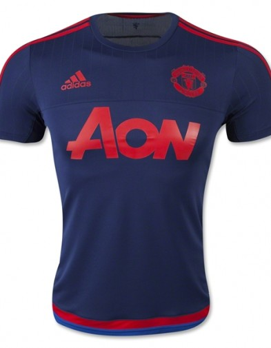 Jersey Manchester United Training navy 2015-2016
