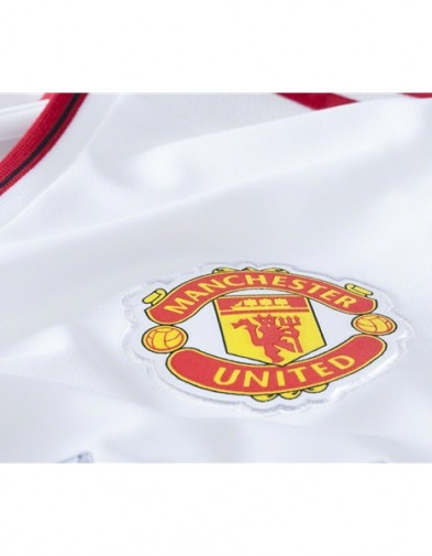 Logo Manchester United Away LS
