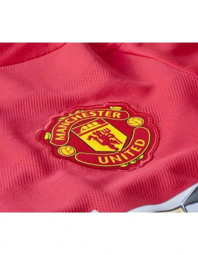Logo Manchester United Home LS