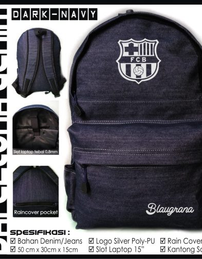 NEW BARCELONA DENIM
