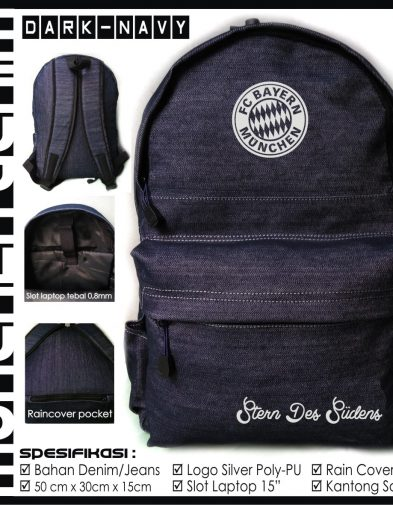 NEW MUNCHEN DENIM
