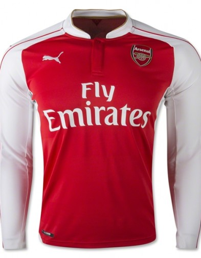Jersey Arsenal Home LS 2016