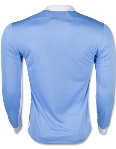 Jersey Manchester City home LS back 2015-2016