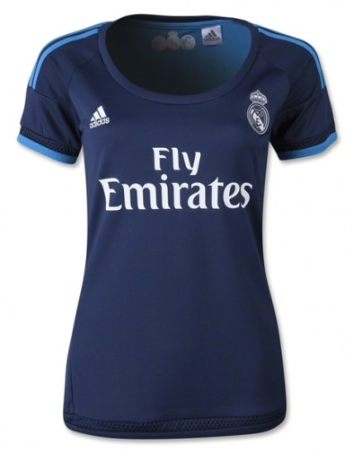 Jersey Ladies Real Madrid 3rd 2015-2016 Terbaru