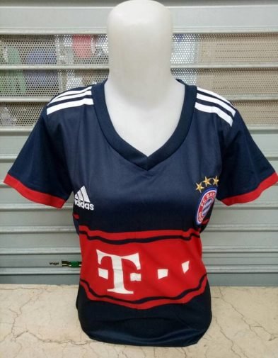 Munchen Away Ladies