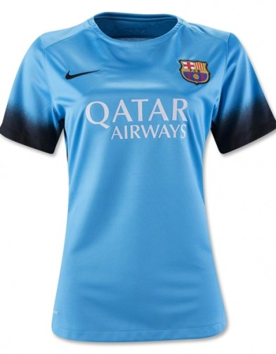 Jersey Barcelona Ladies 3rd 2015-2016