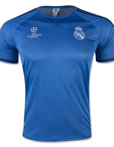 Jersey Training Real Madrid UCL 2015-2016 Terbaru