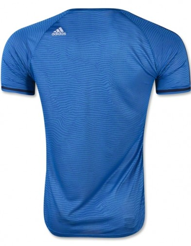 Jersey Real Madrid Training UCL Back 2015-2016