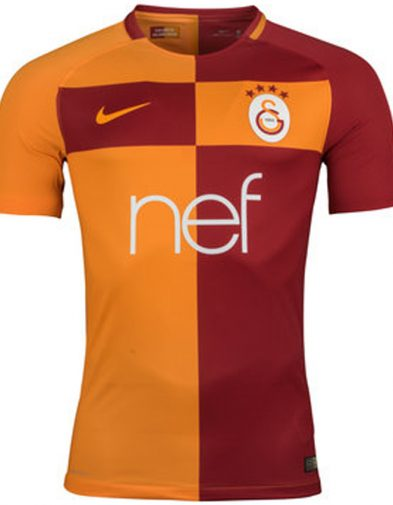 Jersey Galatasaray Home 2017-2018 Terbaru | Replika Top Quality