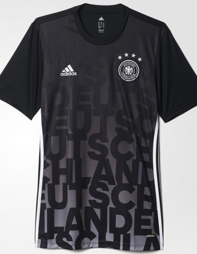 JERSEY JERMAN PREMATCH 2016