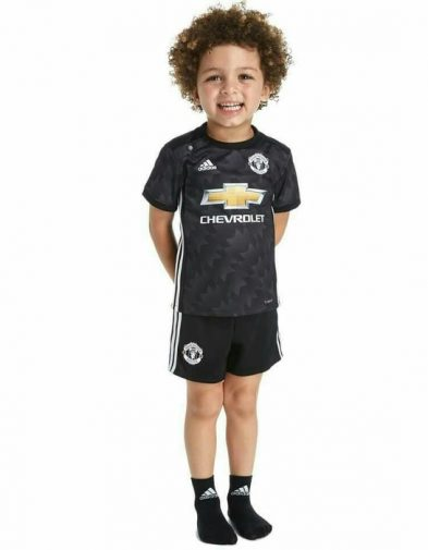 Jersey Anak Manchester Away 2017-2018 | Replika Top Quality