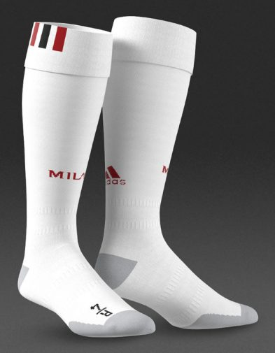 Kaos Kaki AC Milan Away 2017-2018 Terbaru | Replika Top Quality