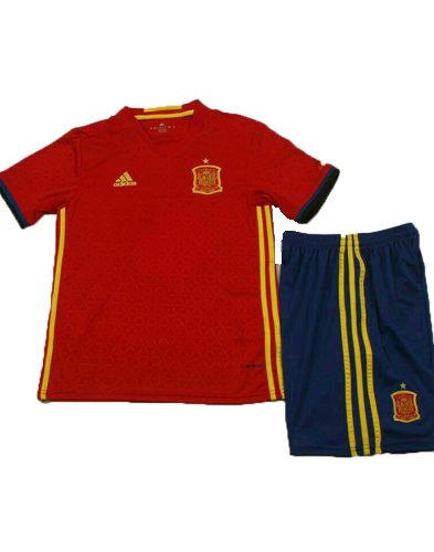 Jersey Kids Spanyol Home 2015-2016