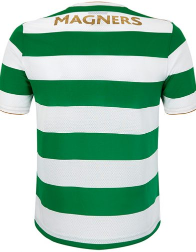 Celtic FC 2017 2018 New Balance Home Football Kit, Soccer Jersey