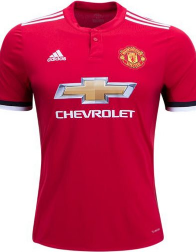Jersey Manchester United Home 2017 2018 Terbaru | Replika Top Quality