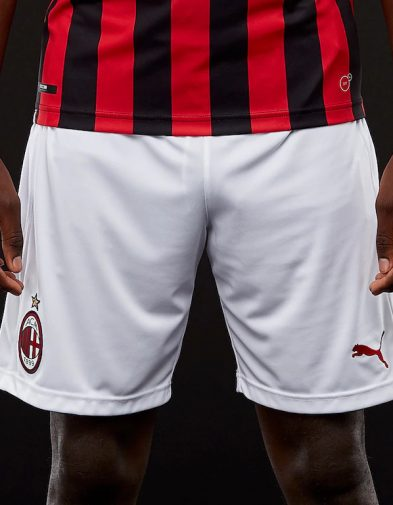 Celana AC Milan Putih 2018-2019 Away Terbaru | Replika Top Quality
