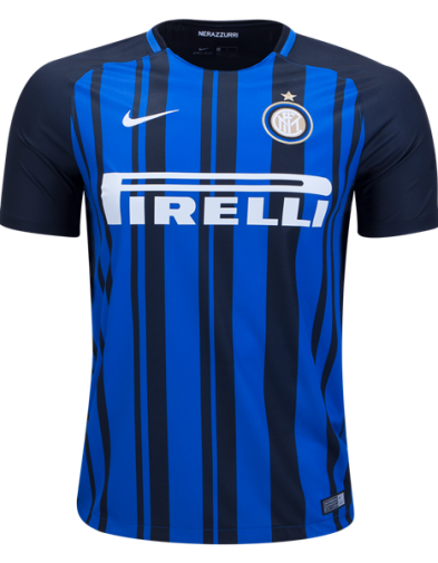 Jersey Inter Milan Home 2017-2018 Terbaru | Replika Top Quality