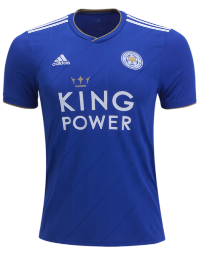 Jersey Leicester City Home 2018-2019 Terbaru | Replika Top Quality