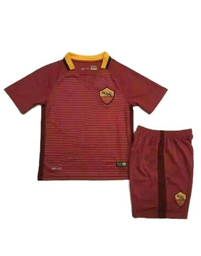 Jersey Anak AS Roma Home 2016-2017