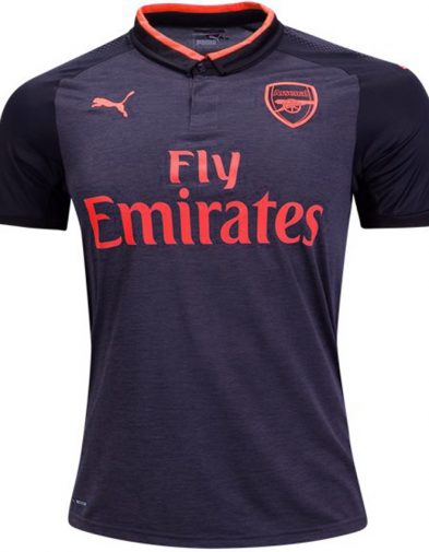Jersey Arsenal 3rd 2017-2018 Terbaru | Replika Top Quality