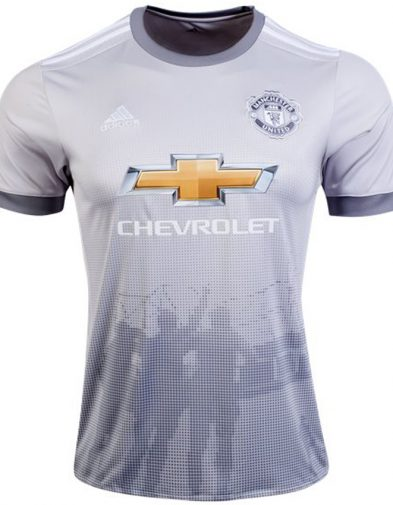 Jersey Manchester United 3RD 2017-2018 Terbaru | Replika Top Quality