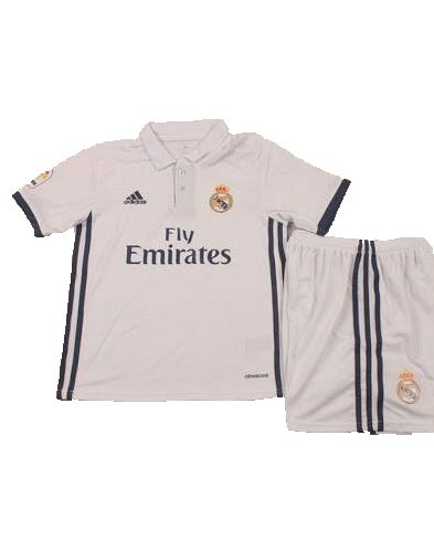 Jersey Anak Real Madrid Home 2016-2017