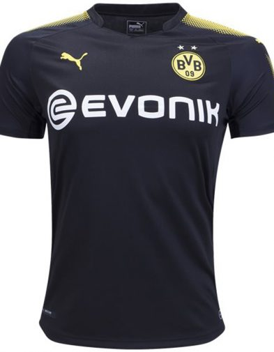 Jersey Dortmund Away 2017-2018 Terbaru | Top Quality Replika