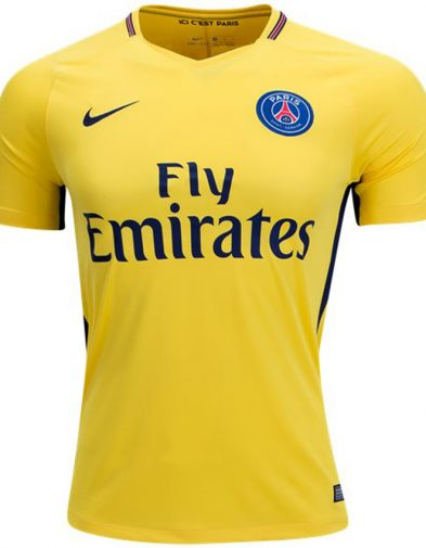 Nike Paris Saint-Germain Away Jersey 17-18
