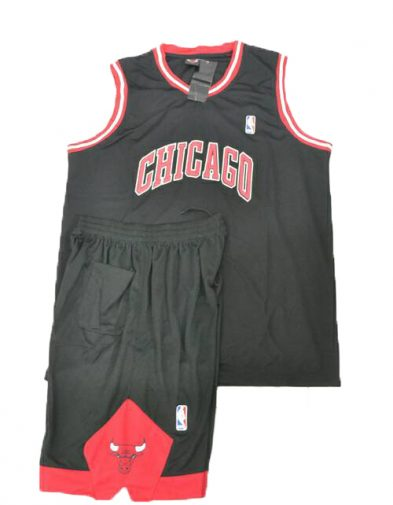 Setelan Basket CHICAGO BULLS