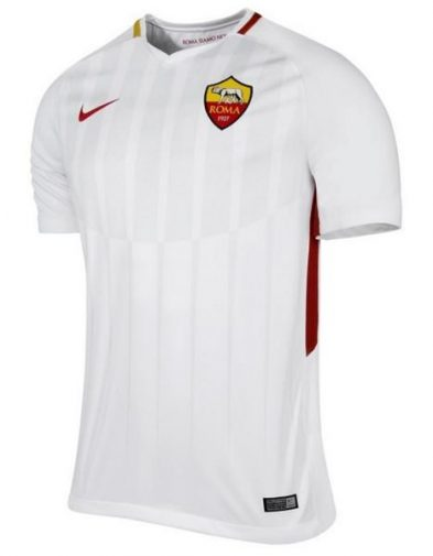 Jersey AS Roma Away 2017-2018 Terbaru