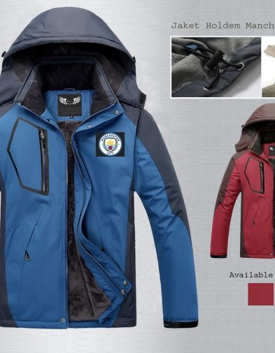 Jaket Holdem Leicester City